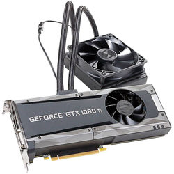 EVGA GeForce GTX 1080 Ti SC2 HYBRID GAMING Graphics Card
