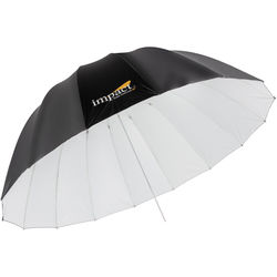 "Impact X-Large Improved Deep White Umbrella (65"")"