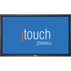 """InFocus JTouch 65"""" Touchscreen Interactive Whiteboard with Anti-Glare"""