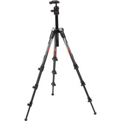 Manfrotto BeFree Compact Travel Carbon Fiber Tripod