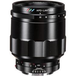 Voigtlander MACRO APO-LANTHAR 65mm f/2 Aspherical Lens for Sony E