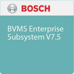 Bosch BVMS Enterprise Subsystem V7.5