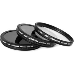 Bower Sky Capture Series Filter Kit for DJI Zenmuse X5 / X5R (3-Piece)