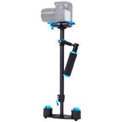 YELANGU Handheld DSLR Camera Stabilizer (Blue)