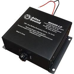 """Atlas Sound Dual Sound Masking Loudspeaker System with 70V Transformer (2 x 4"""")"""