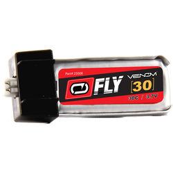 Venom Group Fly 30C 1S 30mAh LiPo Battery with E-Flite Blade MCX Connector (3.7V)