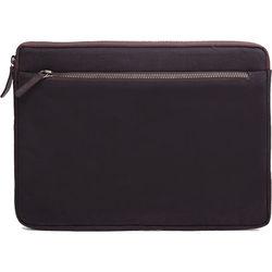"Cecilia Gallery Waxed Cotton Sleeve for 13"" MacBook Pro (Espresso)"