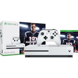 Microsoft Xbox One S Madden NFL 18 Bundle