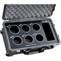 Jason Cases Protective Case for Set of 6 Rokinon Cine DS Lenses