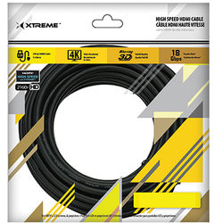 Xtreme Cables High-Speed HDMI Cable (100')