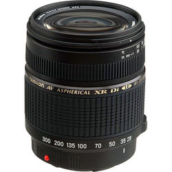 Tamron Zoom Wide Angle-Telephoto AF 28-300mm f/3.5-6.3 XR Di LD Aspherical IF Macro Autofocus Lens for Sony Alpha & Minolta Maxxum (D) Series