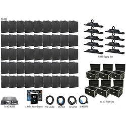 American DJ AV3 9x5 LED Video Wall Kit (45 Panels)