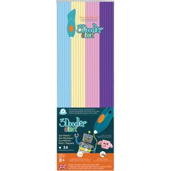 3Doodler Candy Pop Start Mixed Color Plastic Pack (24 Strands)