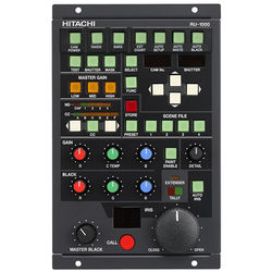 Hitachi Remote Control Panel for Select HDTV Camera Systems