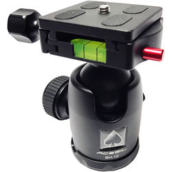 Acebil BH-12 Professional Photo Aluminum Ball Head