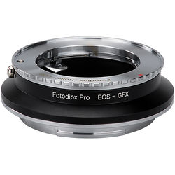 FotodioX Pro Lens Mount Adapter Kit for Rolleiflex Quick-Bayonet Mount Lens to Fujifilm G-Mount Camera