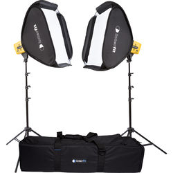 Interfit Honey Badger 320Ws 2-Light Kit