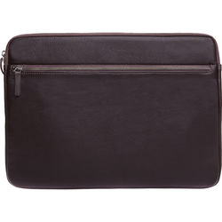 """Cecilia Gallery Montana Leather Sleeve for 15"""" MacBook Pro (Cocoa)"""