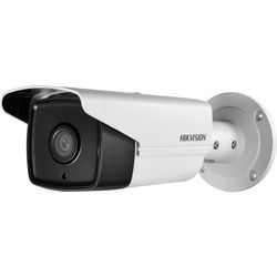 Hikvision Value Series 3MP Outdoor Ultra-Low Light Network Bullet Camera with Night Vision and 4mm Lens