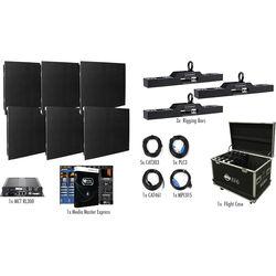 American DJ AV6X LED Video Wall Kit (6 Panels)