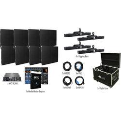 American DJ AV6X LED Video Wall Kit (8 Panels)