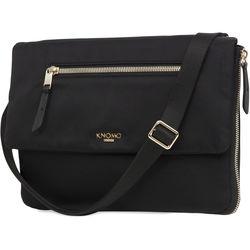 "KNOMO USA Elektronista Digital Clutch Bag for 10"" Tablet (Black)"