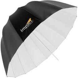 """Impact Medium Improved Deep White Umbrella (41"""")"""