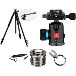 Oben AC-2341L Lateral Tripod with BE-117 Ball Head Kit