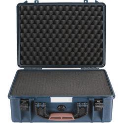 Porta Brace PB-2500F Hard Case with Foam Interior (Blue)