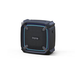 iHome iBT371BG Weather Tough Portable Bluetooth Speaker