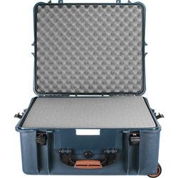 Porta Brace PB-2750F Hard Case with Foam Interior (Blue)