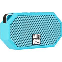 Altec Lansing Mini H2O 2 Bluetooth Wireless Speaker (Aqua Blue)