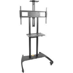 "Kanto Living Mobile TV Mount for 50 - 82"" Displays (Steel Tray)"
