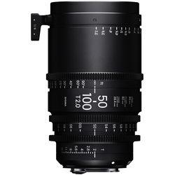 Sigma 50-100mm T2 High-Speed Zoom Lens (Sony E, Feet)
