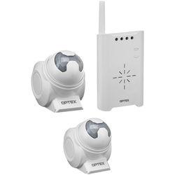 Optex Wireless 2000 Driveway/Entry Annunciator & Sensor Kit