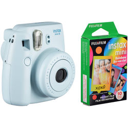 fujifilm instax mini 8 instant film camera 16273439 b h. Black Bedroom Furniture Sets. Home Design Ideas