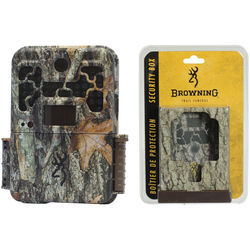 Browning Recon Force FHD Platinum Trail Camera and Security Box Kit