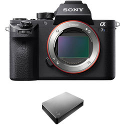 Sony Alpha a7S II Mirrorless Digital Camera with Storage Kit
