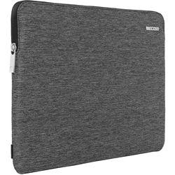 "Incase Designs Corp Slim Sleeve with Pencil Slot for iPad Pro 12.9"" (Heather Black)"