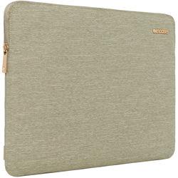 "Incase Designs Corp Slim Sleeve with Pencil Slot for iPad Pro 12.9"" (Heather Khaki)"