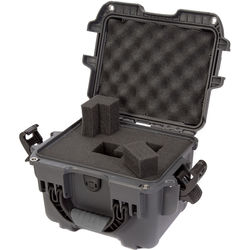 Nanuk 908 Case with Foam (Graphite)