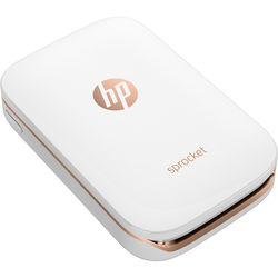 HP Sprocket Photo Printer (White)