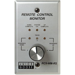 Juice Goose Wall or Panel Mount with Rotary Switch