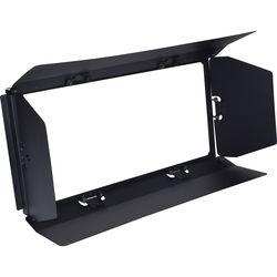 Fluotec 4-Leaf Barndoor Set for CineLight 60 LED Panel