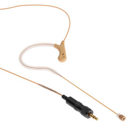 Senal UEM-155-35H-BE Omni Earset Microphone with 3.5mm Locking Connector for Sennheiser Transmitters (Beige)