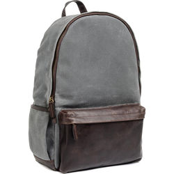 ONA The Leather Clifton Camera and Everyday Backpack (Smoke)