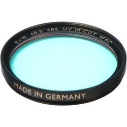 B+W 40.5mm UV/IR Cut MRC 486M Filter