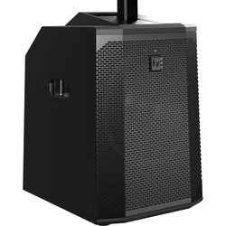 Electro-Voice EVOLVE 50 Portable 1000W Bluetooth-Enabled Subwoofer (Black)