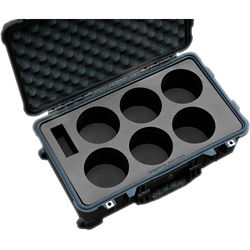Jason Cases Protective Case for Set of 6 Zeiss CP.2 Lenses (Compact)