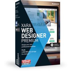 MAGIX Entertainment Xara Web Designer Premium (100+ License Tier, Download)